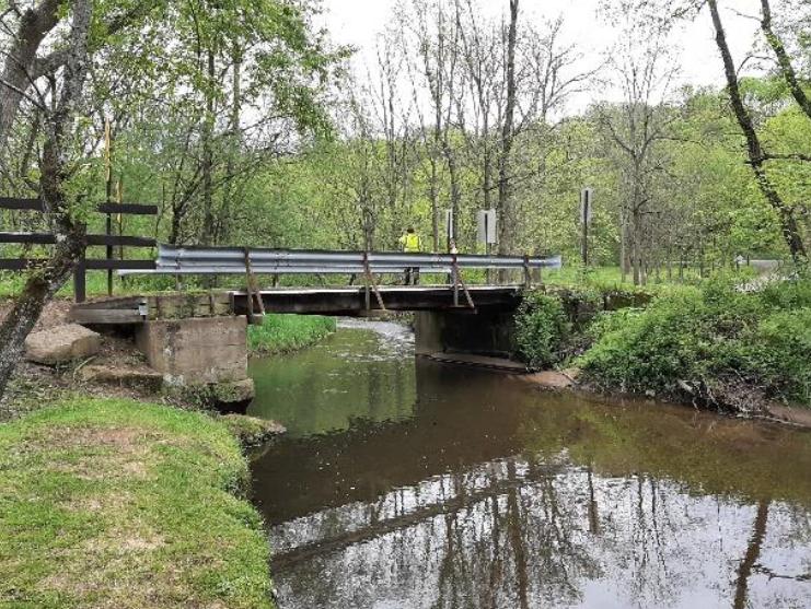 Galehouse Road Bridge Pic