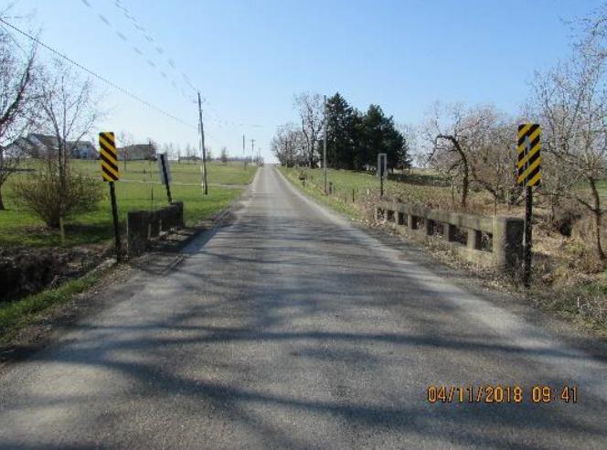 Nonpariel Road Bridge Pic